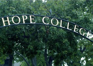 Hope College, Holland MI
